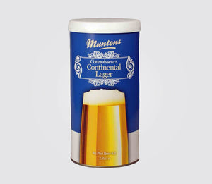 Muntons Continental Lager (O/S from suppliers)