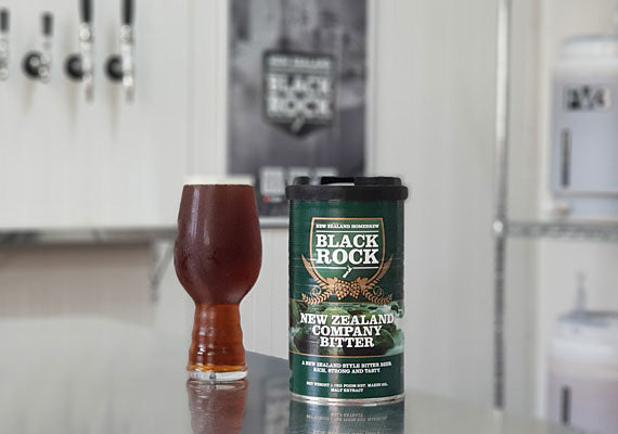 Black Rock NZ Company Bitter