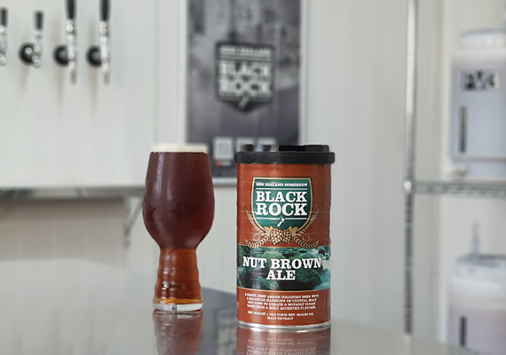 Black Rock Nutbrown