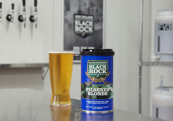 Black Rock Pilsener Blonde