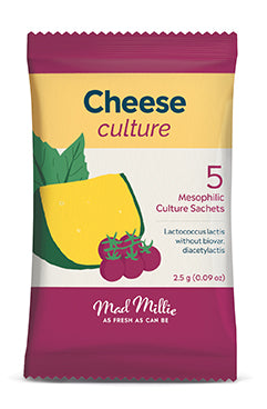Mad Millie Cheese Culture (Mesophilic)