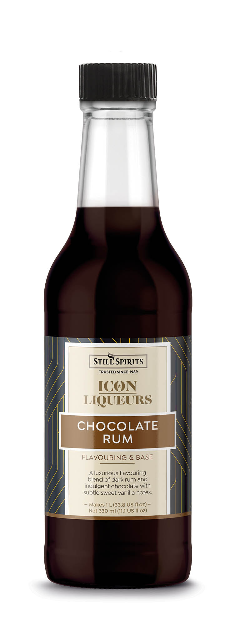 Chocolate Rum Icon