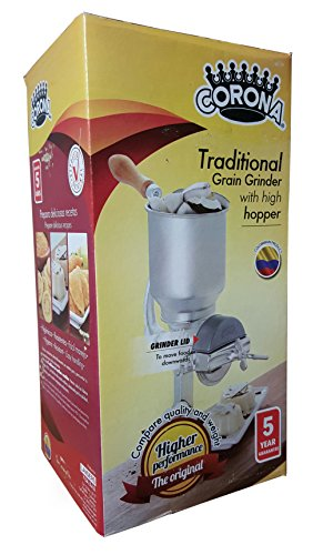 Corona Traditional Grain Grinder and Cereal Mill