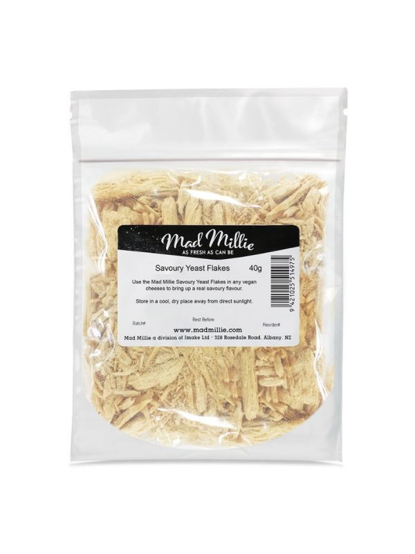 Mad Millie Savoury Yeast Flakes 40g