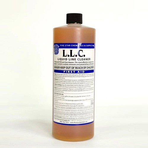 Liquid Line Cleaner (L.L.C)