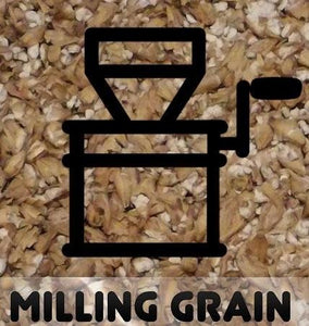 Gladfield Rye Malt (Milled)