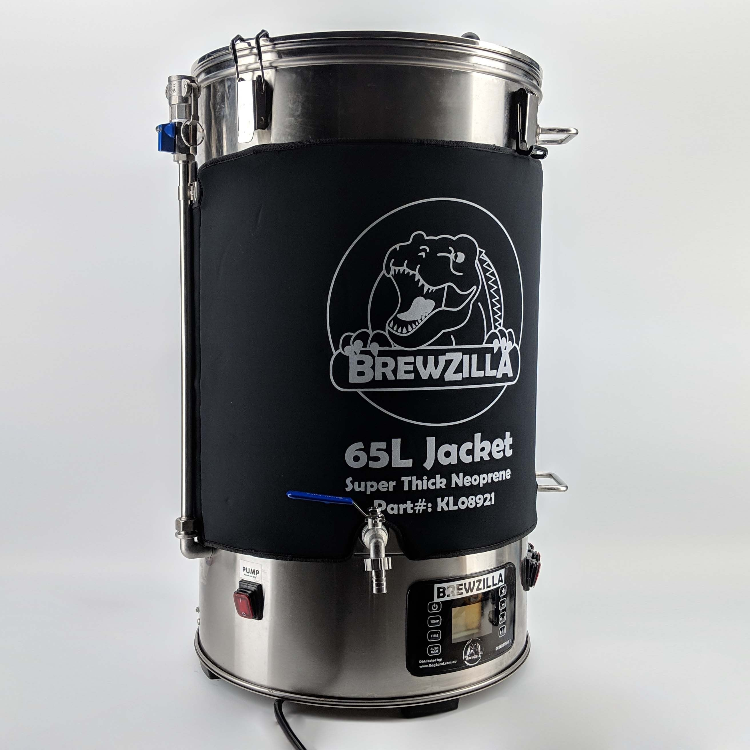 Robobrew Brewzilla Jacket - 65L o/s supplier