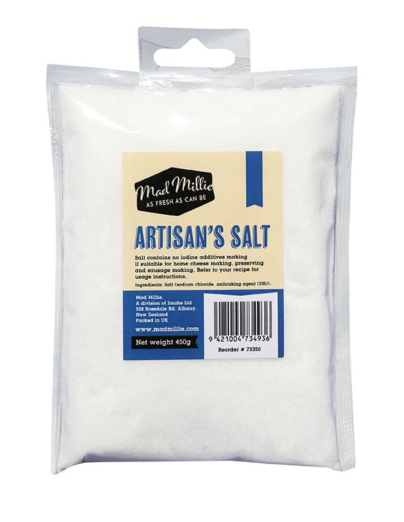 Mad Millie Artisan Salt 450g
