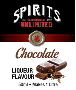 Spirits Unlimited Chocolate