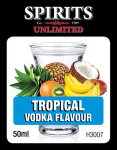 Spirits Unlimited Fruit Vodka Tropical