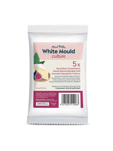 Mad Millie White Mould Culture Blend