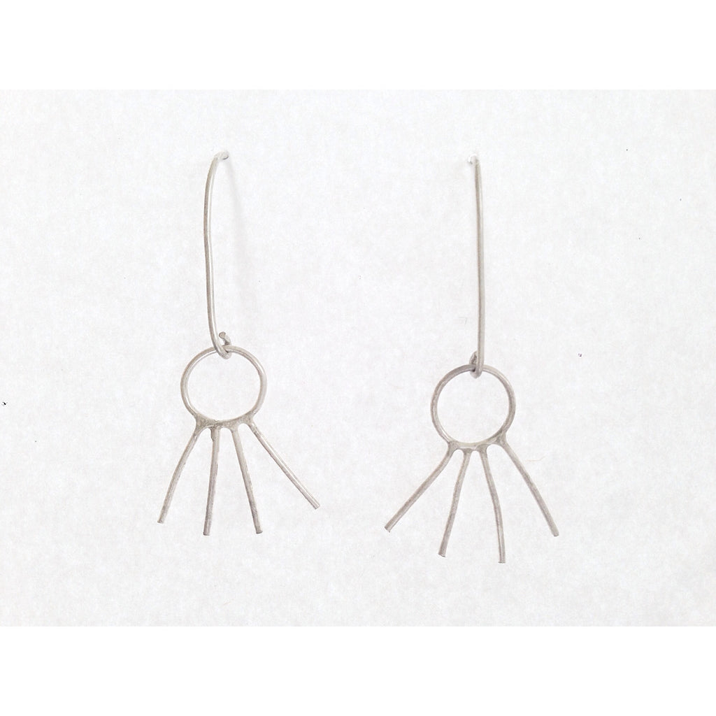Lunar Ray Earrings