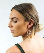 Triple Hoop Earrings - Vlure