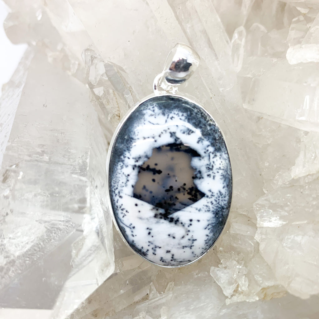 Merlinite Pendant $140
