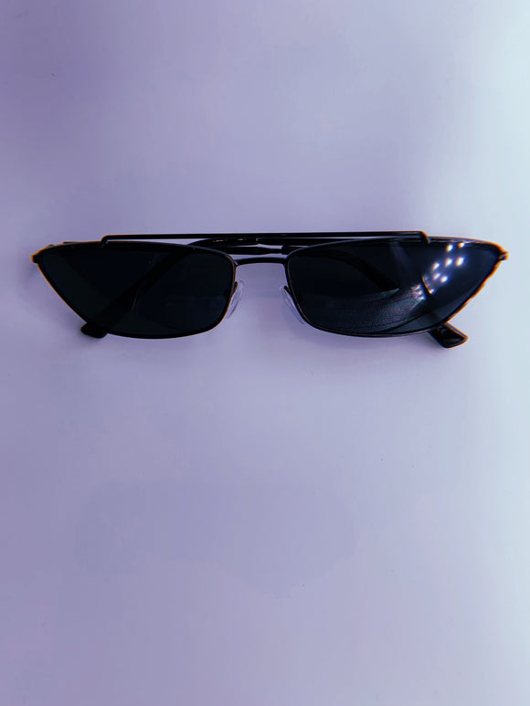 UNAPOLOGETIC SHADES - BLACK