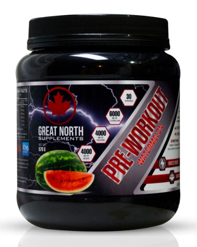 Pre-Workout Watermelon