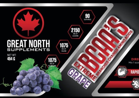 BCAA Extreme Grape