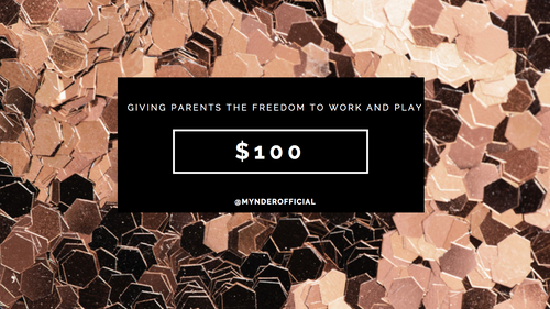 BRONZE DEAL Mynder $100 Gift Card