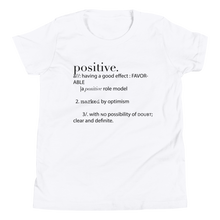 Load image into Gallery viewer, Positive Definition Kids Unisex Tee