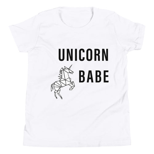 Unicorn Babe Girls Tee