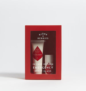 How to get kissable lips our Rescue Kit ritual