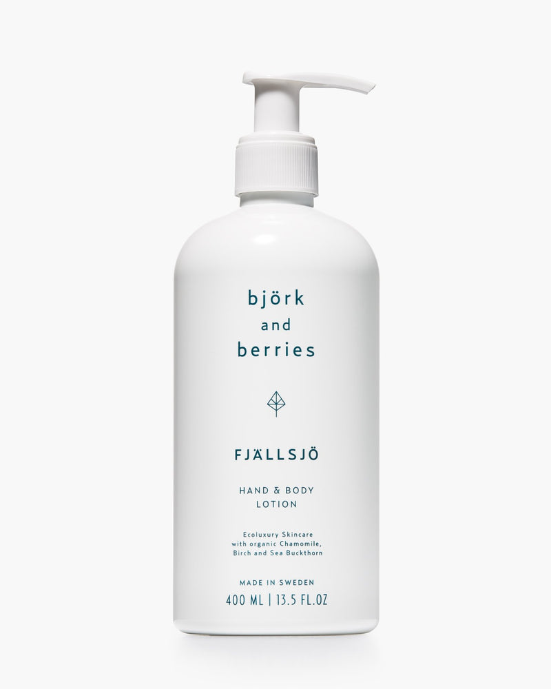 Fjällsjö (Hand & Body Lotion)