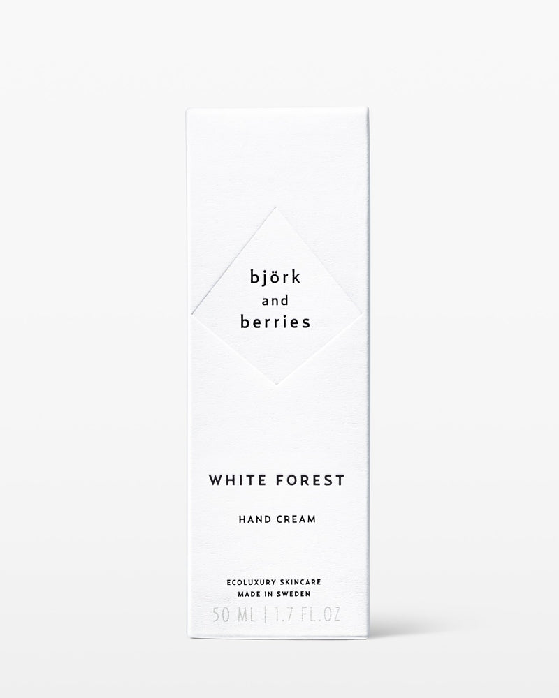White Forest (Hand Cream)