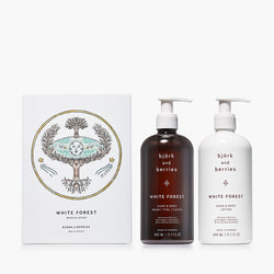 A Swedish Saga - White Forest Holiday Kit