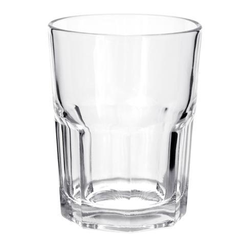 10 OZ BARCONIC ALPINE OLD FASHIONED GLASS (36/CASE)