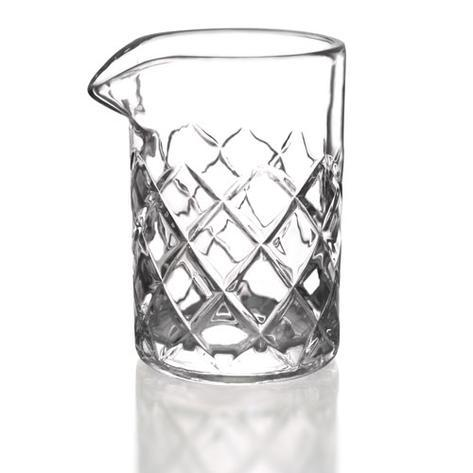 13 OZ BARCONIC DIAMOND MIXING GLASS (12/CASE)