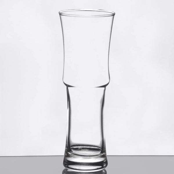 LIBBEY 1619 15.5 OZ. NAPOLI GRANDE HURRICANE / BEER GLASS - 12/CASE
