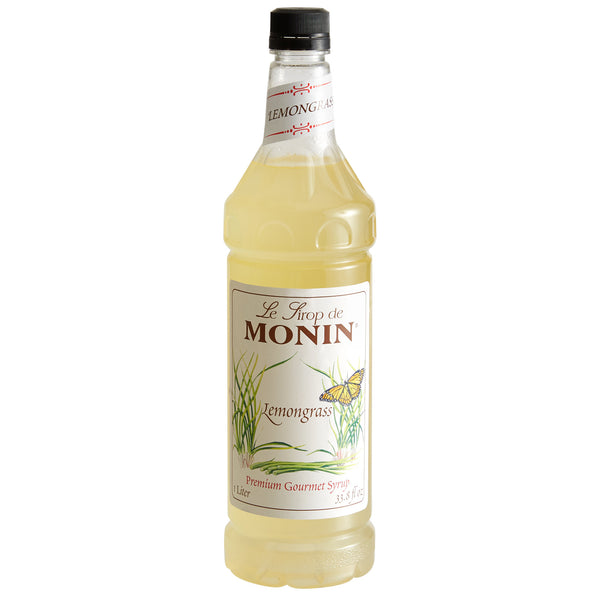 LEMONGRASS / MONIN / 1 LITER / (4/CS)