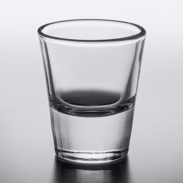 1.25 OZ. SHOT GLASS (12/CS)