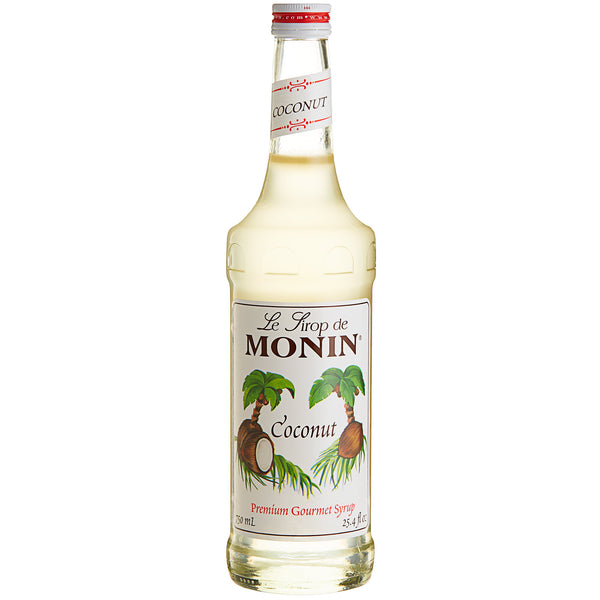 COCONUT PREMIUM FLAVORING / MONIN / 750 ML (EACH)