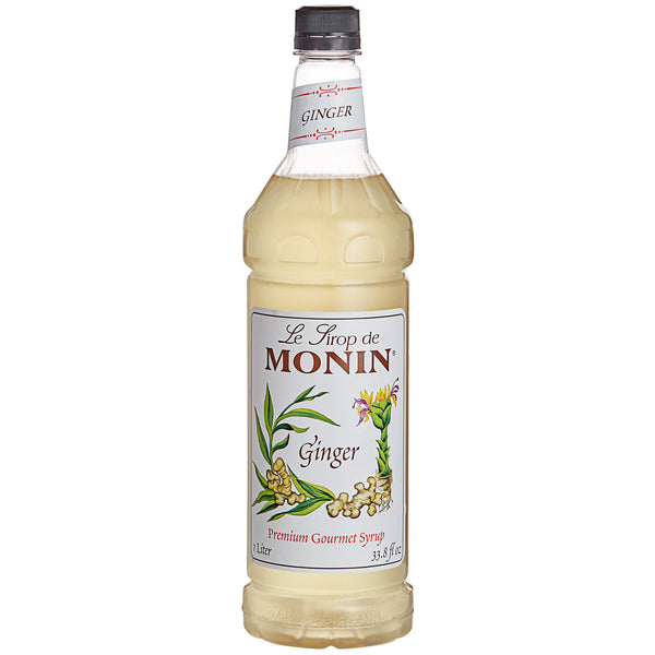 GINGER / MONIN / 1 LITER / (4/CS)