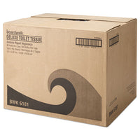 BATH TISSUE / STANDARD ROLL / 2-PLY / 4.3 X 3.6 / 504 SHEET (80/CS)