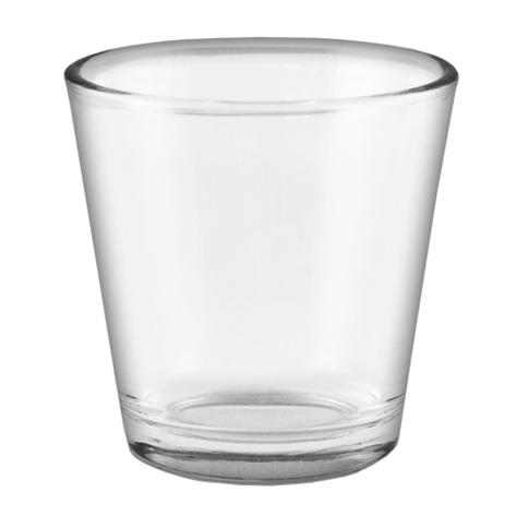 3.5 OZ BARCONIC FLAIRED SHOOTER GLASS (144/CASE)