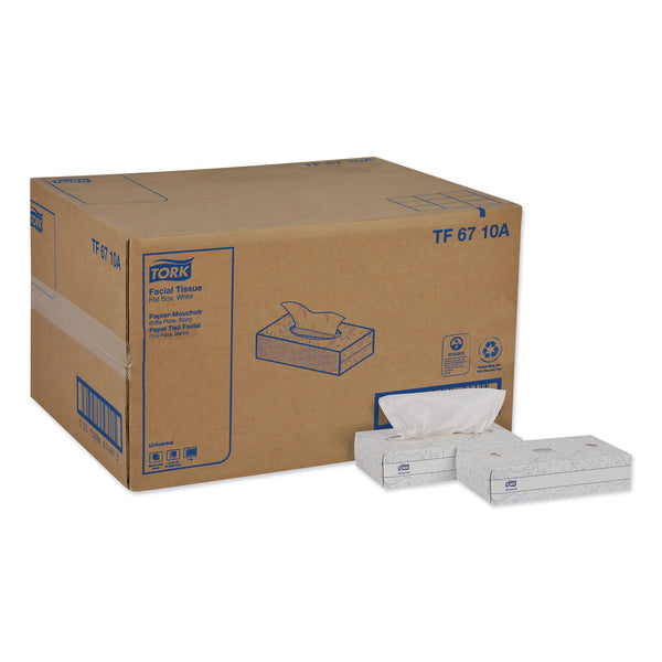 TRKTF6710A / TORK UNIVERSAL FACIAL TISSUE, 2-PLY, WHITE, 100 SHEETS/BOX, 30 BOXES/CARTON