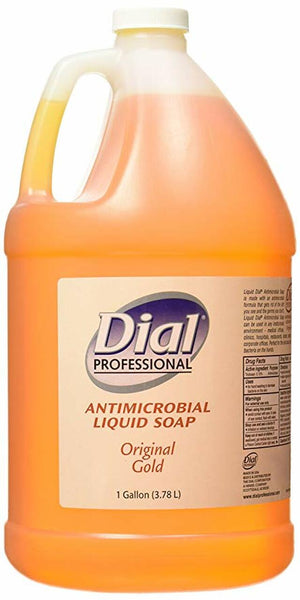 INTEGRITY LIQUID HAND SOAP / ANTIBACTERIAL / 1 GAL. (4/CS)