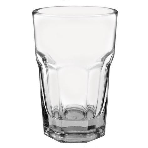 9 OZ BARCONIC ALPINE HIGHBALL GLASS (12/CASE)