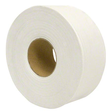 "BATH TISSUE / JUMBO ROLL / 2-PLY / 1,000 FEET / 9"" DIAMETER (12/CS)"