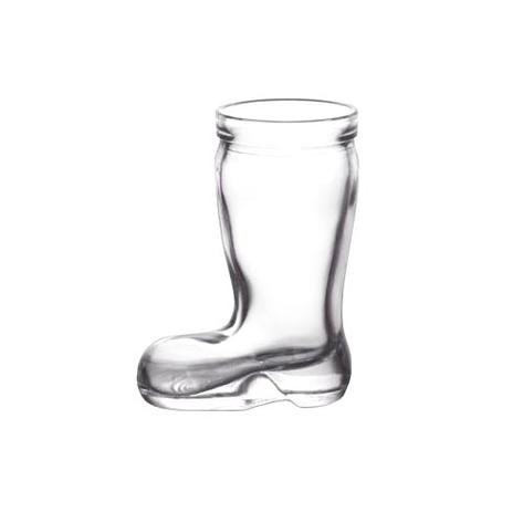 1.5 OZ BARCONIC MINI BOOT SHOT GLASS