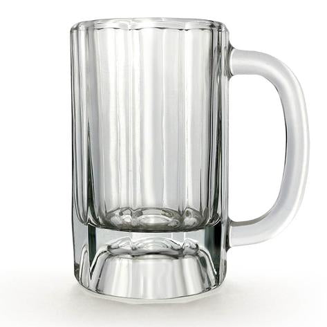10 OZ BARCONIC HEAVY PANELED BEER MUG (12/CASE)