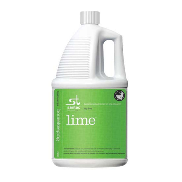 FUSION LIME / PEROXIDE ALL IN ONE CLEANER / 1 GAL. (4/CS)