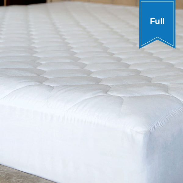 REGULAR MATTRESS PAD FITTED / FULL / 54 X 80 X 15 /
