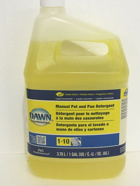 LEMON FRESH DISH SOAP - 1 GALLON