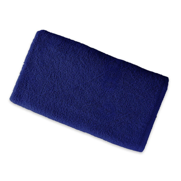 36X68 Super Premium POOL TOWELS ***RYOTEI*** NAVY BLUE (DOZEN)