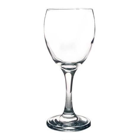 11OZ BARCONIC TALL WINE GLASS (12/CS)