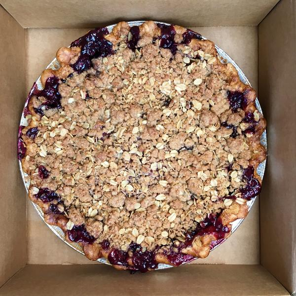 Vegan Blackberry Crumble (Pre-Order Only)