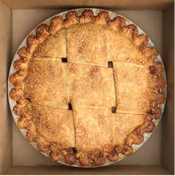 Apple Pie Virtual Workshop - Thursday June 11th, 5:30pm